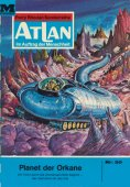 eBook: Atlan 20: Planet der Orkane