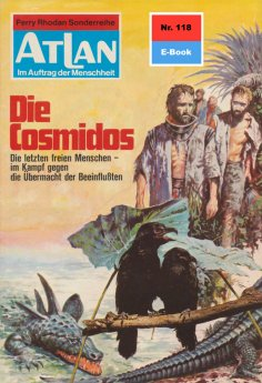 eBook: Atlan 118: Die Cosmidos