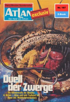 ebook: Atlan 187: Duell der Zwerge