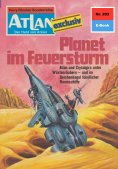 ebook: Atlan 203: Planet im Feuersturm