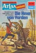 ebook: Atlan 210: Die Hexe von Yarden