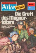 ebook: Atlan 225: Die Gruft des Magnortöters