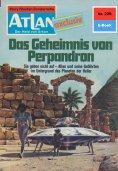 eBook: Atlan 229: Das Geheimnis von Perpandron (Heftroman)