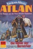 eBook: Atlan 351: Die Höhle der Berserker