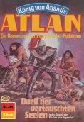 eBook: Atlan 384: Duell der vertauschten Seelen