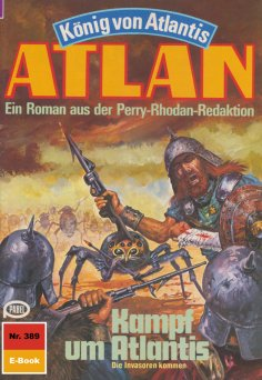 ebook: Atlan 389: Kampf um Atlantis