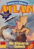 eBook: Atlan 400: Die schwarze Galaxis