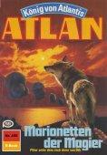 eBook: Atlan 456: Marionetten der Magier