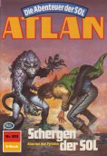ebook: Atlan 503: Schergen der SOL