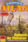 ebook: Atlan 584: Aufbruch der Molaaten