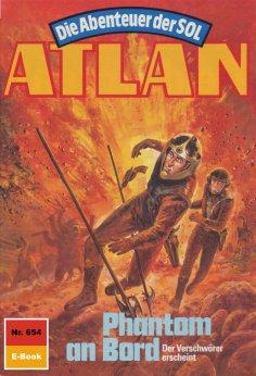 ebook: Atlan 654: Phantom an Bord