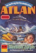 eBook: Atlan 732: Mission Zyrph