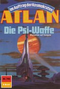 eBook: Atlan 742: Die Psi-Waffe