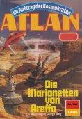 eBook: Atlan 744: Die Marionetten von Areffa