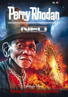 ebook: Perry Rhodan Neo 96: Kampf um Derogwanien