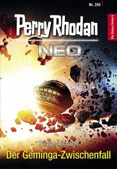 eBook: Perry Rhodan Neo 205: Der Geminga-Zwischenfall