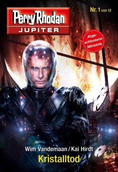 ebook: Jupiter 1: Kristalltod