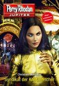 ebook: Jupiter 4: Syndikat der Kristallfischer