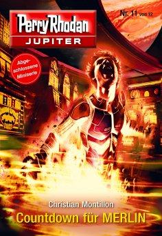 eBook: Jupiter 11: Countdown für MERLIN