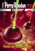 ebook: Olymp 11: Flotte der Robotraumer