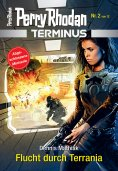 ebook: Terminus 2: Flucht durch Terrania