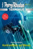 ebook: Terminus 3: Konfrontation auf Mimas