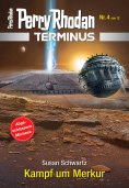 ebook: Terminus 4: Kampf um Merkur