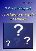 eBook: 75 x Denksport