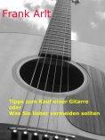 eBook: Tipps zum Kauf einer Gitarre