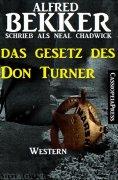 eBook: Das Gesetz des Don Turner