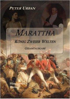 eBook: Marattha König Zweier Welten Gesamtausgabe