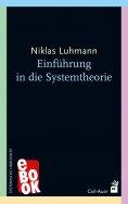 eBook: Einführung in die Systemtheorie