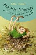 eBook: Prinzessin Grünerbse schlägt drei Purzelbäume