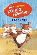 ebook: Der Karatehamster legt los!