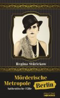eBook: Mörderische Metropole Berlin