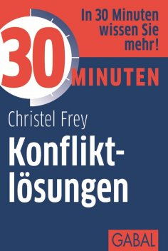 eBook: 30 Minuten Konfliktlösungen