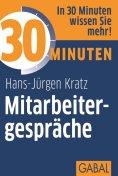 eBook: 30 Minuten Mitarbeitergespräche
