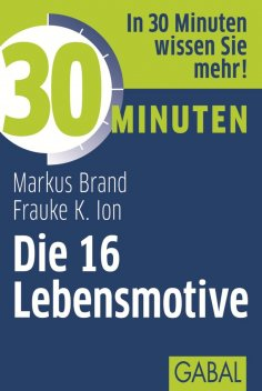 eBook: 30 Minuten Die 16 Lebensmotive