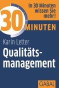 ebook: 30 Minuten Qualitätsmanagement