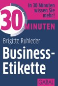 eBook: 30 Minuten Business-Etikette