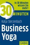 eBook: 30 Minuten Business Yoga
