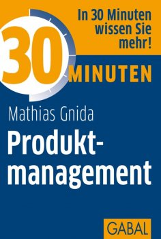 ebook: 30 Minuten Produktmanagement