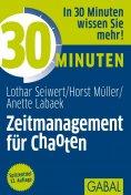 eBook: 30 Minuten Zeitmanagement für Chaoten