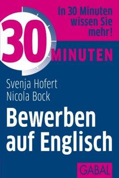 ebook: 30 Minuten Bewerben auf Englisch