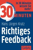 eBook: 30 Minuten Richtiges Feedback