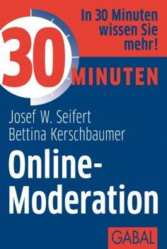 eBook: 30 Minuten Online-Moderation