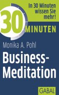 eBook: 30 Minuten Business-Meditation