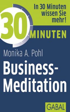 eBook: 30 Minuten Business-Meditation