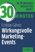 eBook: 30 Minuten Wirkungsvolle Marketing-Events