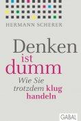 eBook: Denken ist dumm